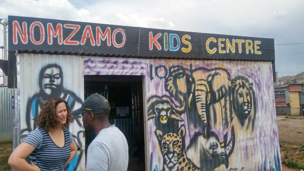 Preschool in Soweto