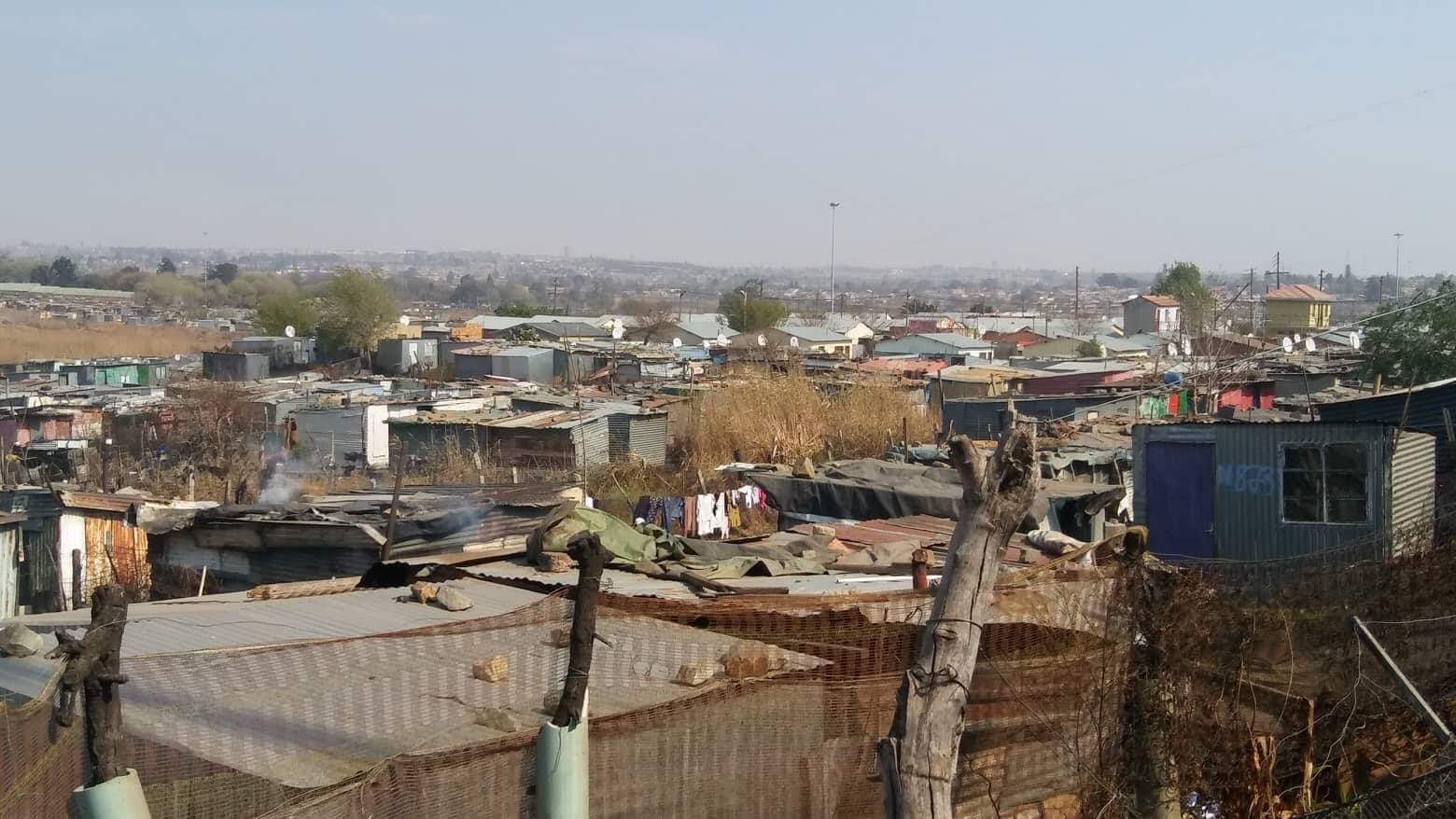 Soweto Squatter Camp